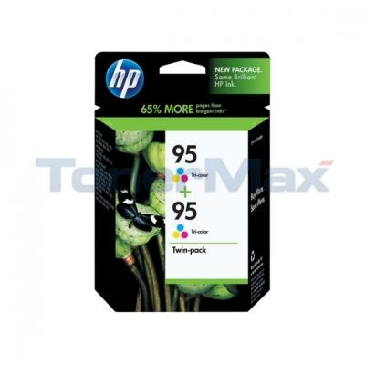 HP NO 95 INK TRI-COLOR TWINPACK